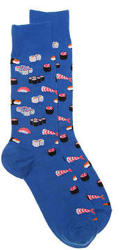 Hot Sox Men's Sushi Dress Socks