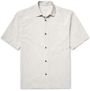 Dries Van Noten Striped Cotton Shirt