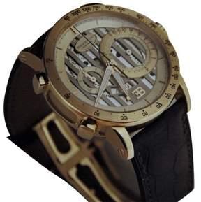 Bugatti Parmigiani Fleurier Atalante Flyback 43mm Watch