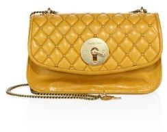 See by Chloe Lois Medium Quilted Leather Chain Shoulder Bag