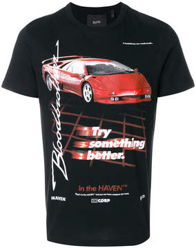 Blood Brother Speed T-shirt