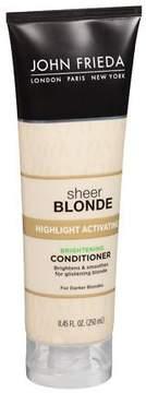 John Frieda Sheer Blonde Highlight Activating Brightening Conditioner for Darker Blondes Darker Blondes