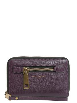Marc Jacobs Zip Around Wallet - VIOLA - STYLE