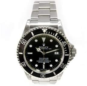 Rolex Sea-Dweller 16600T Stainless Steel 40mm Mens Watch