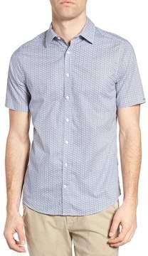 Gant Town Fit G Print Sport Shirt