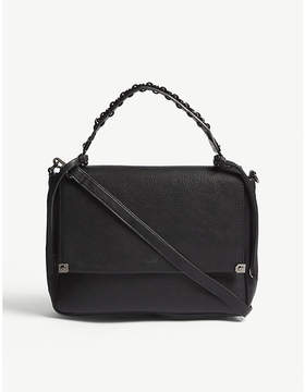 Aldo Bignomia faux-leather satchel
