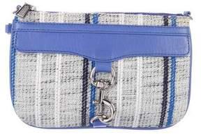 Rebecca Minkoff Woven Skinny M.A.C. Wristlet - BLUE - STYLE