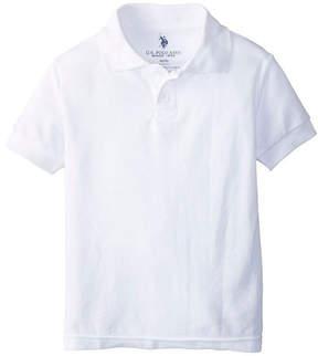 U.S. Polo Assn. USPA Short-Sleeve Polo - Toddler Boys 2t-4t