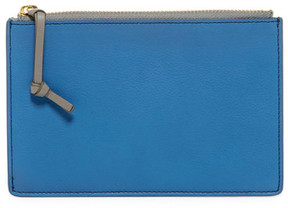 Fossil RFID Small Leather Zip Pouch