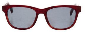 Warby Parker Madison Marbled Sunglasses