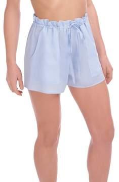 Commando Cotton Voile Pajama Shorts