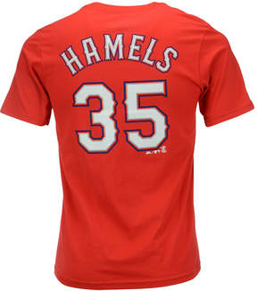Majestic MajesticCole Hamels Texas Rangers Player T-Shirt, Big Boys (8-20)