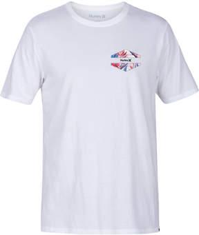 Hurley Men's Rundown Graphic-Print Shirt