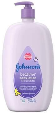 Johnson's Bedtime Lotion - 27 oz.