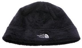 The North Face Logo-Embroidered Fleece Beanie