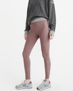Abercrombie & Fitch Side Slash Leggings