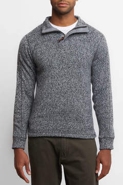 Faherty Bridger Range A Zip Long Sleeve Pullover