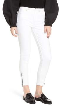 Levi's 721(TM) Altered High Rise Ankle Skinny Jeans