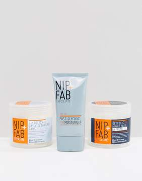Nip + Fab Nip+Fab NIP+FAB Glycolic Exfoliate & Protect Set -