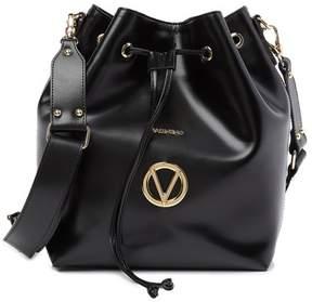 Mario Valentino Valentino By Apolline Leather Shoulder Bag