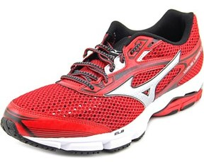 Mizuno Wave Legend 3 Men Round Toe Synthetic Red Running Shoe.