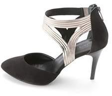 Alfani Women's Sennah Ankle Strap Heels.