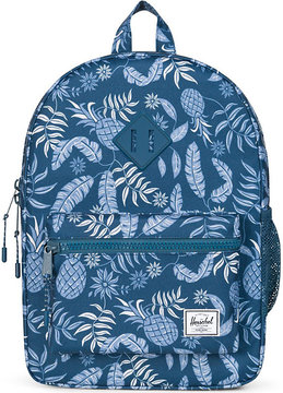 Herschel Supply Co Youth Heritage tropical-print backpack