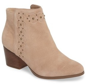 Sole Society Women's Gala Studded Embossed Bootie