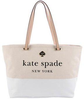 Kate Spade Lott Street Francis Tote w/ Tags - NEUTRALS - STYLE