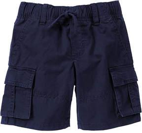 Gymboree Dark Marine Basic Cargo Shorts - Infant & Toddler