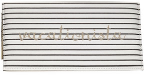 Neiman Marcus Striped Travel Organizer, Multi