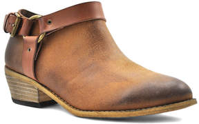 Very Volatile Tan Haisley Ankle Boot