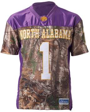 NCAA Men's North Alabama Lions Game Day Realtree Camo Jersey