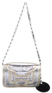 Pierre Hardy Snakeskin Shoulder Bag