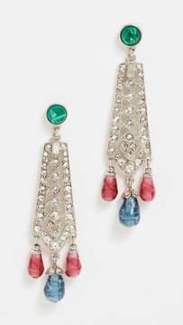 Ben-Amun Ornate Earrings