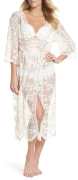 Flora Nikrooz Tracey Embroidered Robe