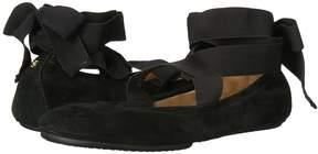Yosi Samra Stella Tie Flat Women's Flat Shoes