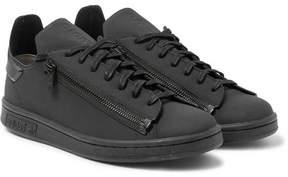 Y-3 Stan Smith Zipped Neoprene Sneakers