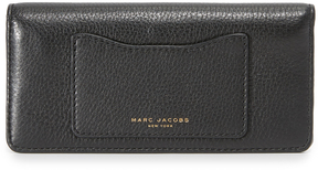 Marc Jacobs Recruit Open Face Wallet - BLACK - STYLE