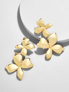 BaubleBar Primrose Flower Drop Earrings
