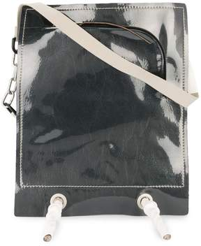 Rick Owens messenger bag