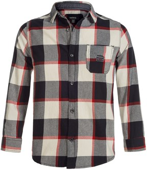 Buffalo David Bitton Cannon Flannel Shirt - Long Sleeve (For Big Boys)