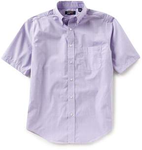 Roundtree & Yorke TravelSmart Short-Sleeve Suiting Sportshirt
