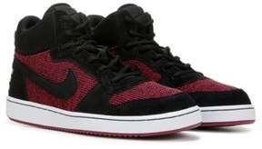 Nike Kids' Court Borough High Top Sneaker Grade School
