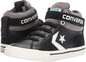 Converse Pro Blaze Strap Leather and Suede - Hi Boys Shoes