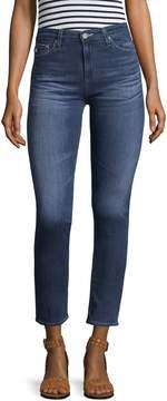AG Adriano Goldschmied Women's Farrah Skinny Crop Jeans
