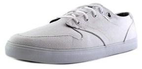 DVS Shoe Company Whitmore Round Toe Canvas Sneakers.