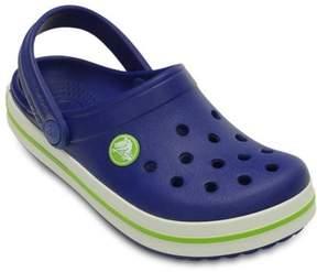 Crocs Tofflor, Crocband, Curlean Blue/Volt
