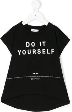 DKNY Do It Yourself T-shirt