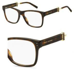 Marc Jacobs Eyeglasses 132 0ZY1 Havana Medium